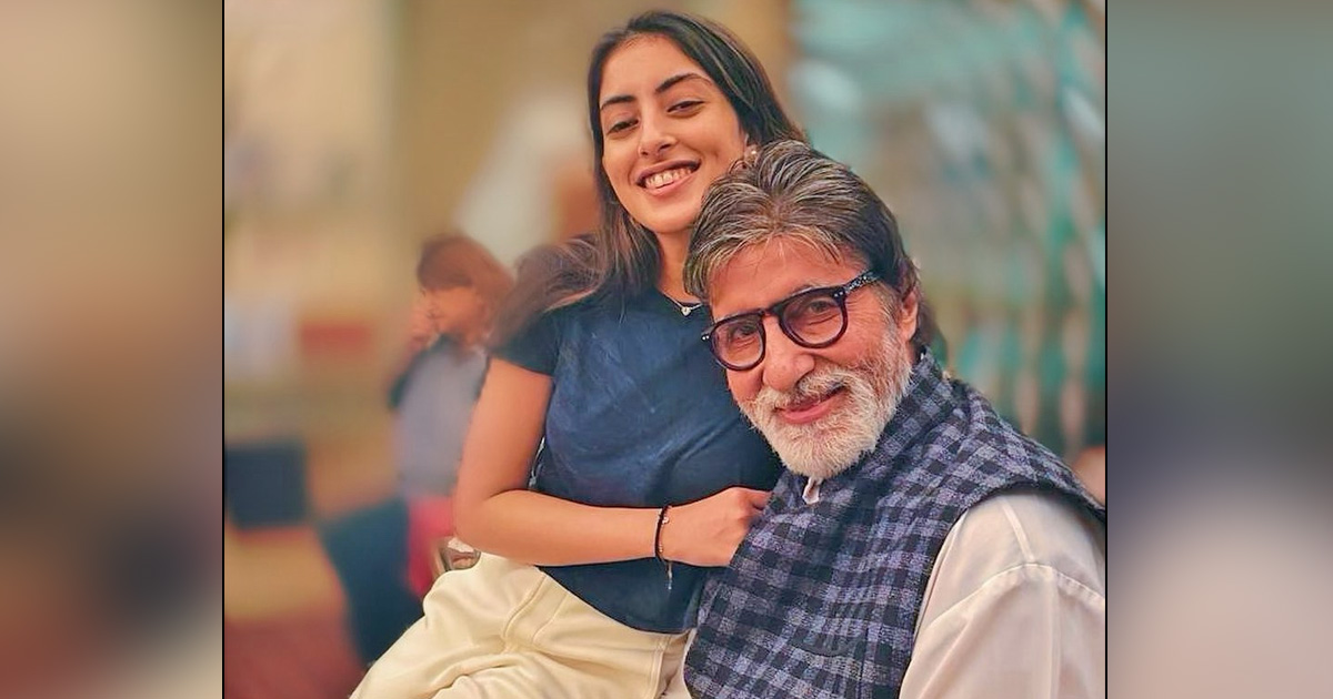 Amitabh Bachchan's Granddaughter Navya Naveli Nanda To Join Her Father In Family Business