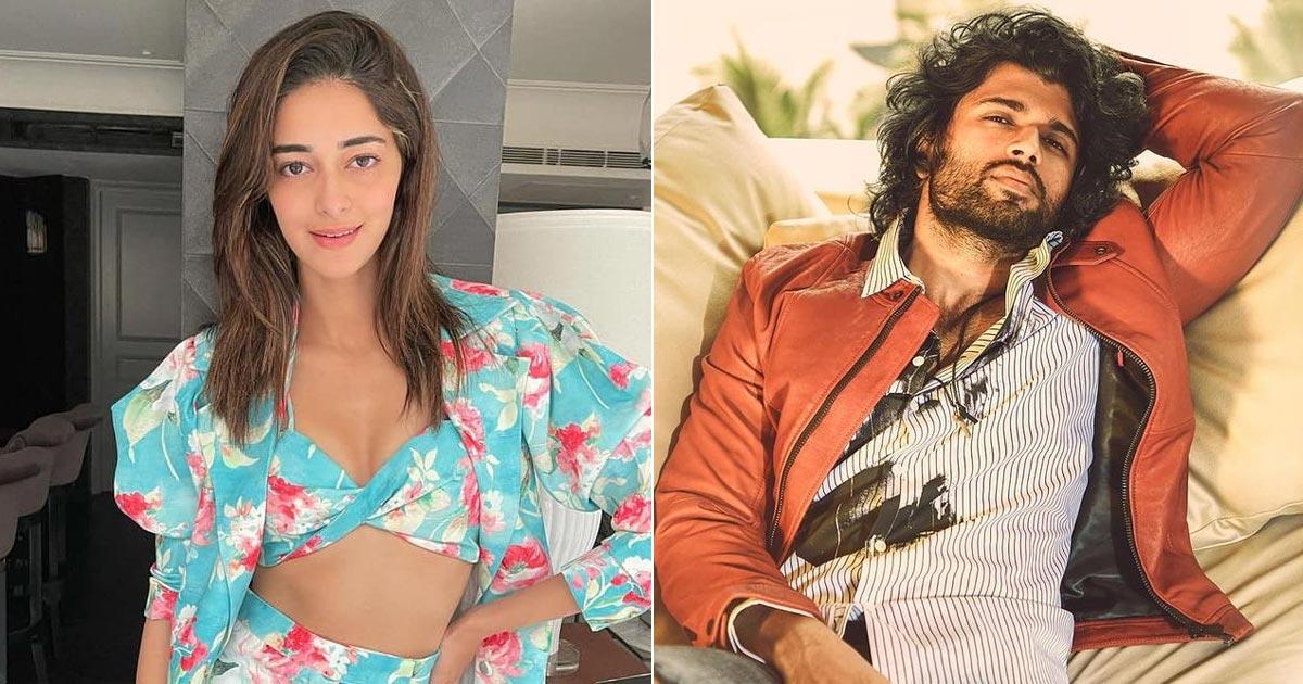 Ananya Panday is one lucky girl, her 'Liger' co-star Vijay Deverakonda calls her hardworking!