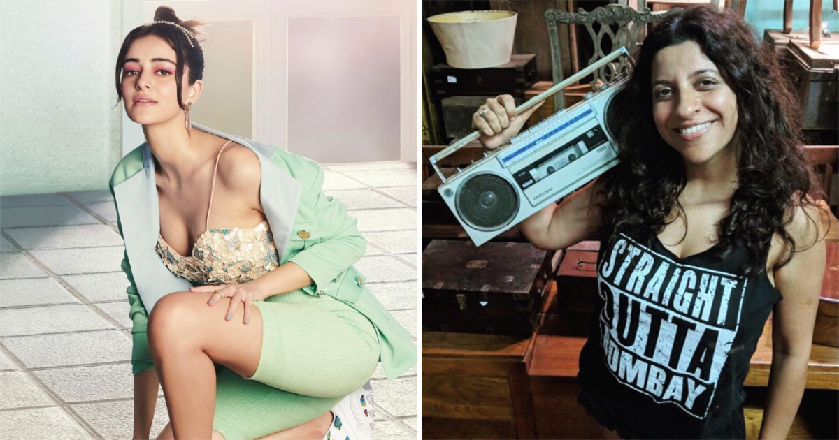 Ananya Panday & Zoya Akhtar To Collaborate For Untitled Film?