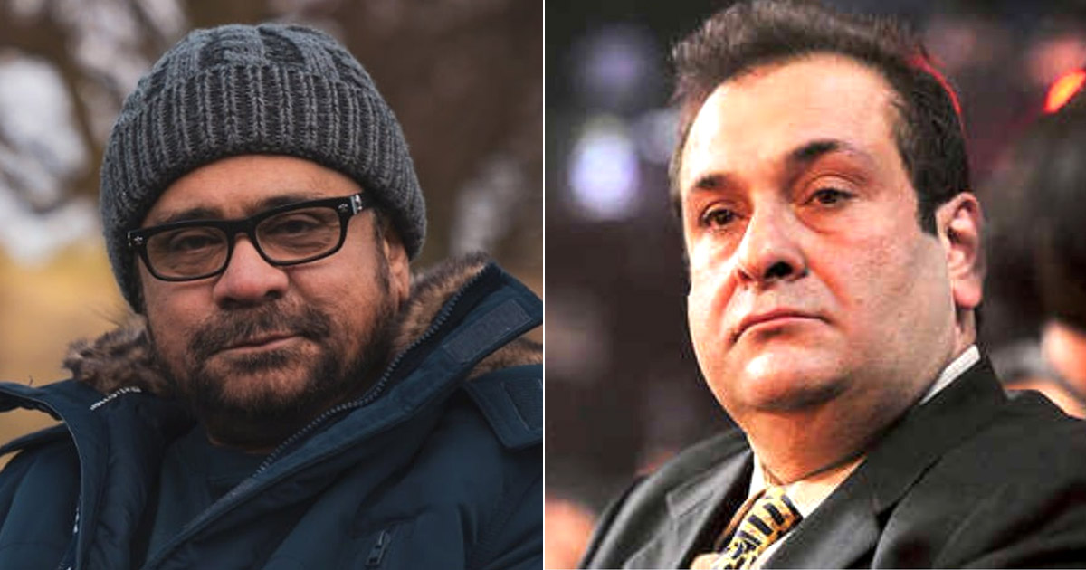 Anees Bazmee Says Rajiv Kapoor's Death Feels Like A Personal Loss