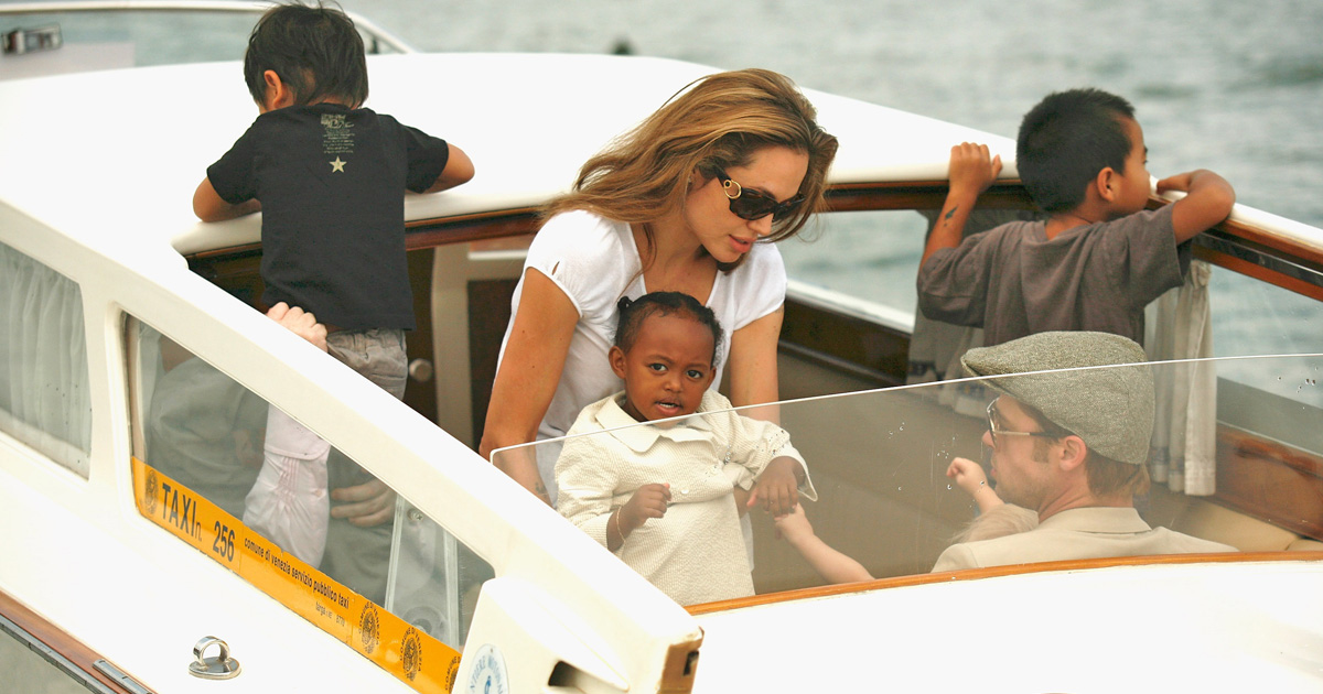 Angelina Jolie Owned 5 Most Prized Possessions!