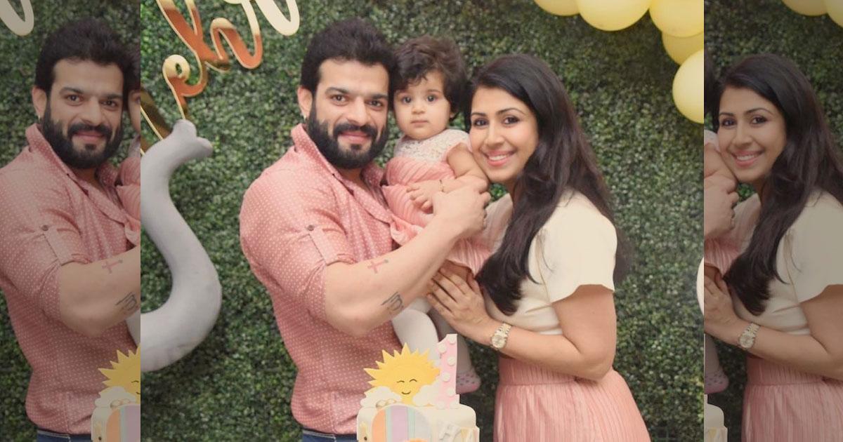 Kasautii Zindagii Kay Actor Karan Patel & Ankita Bhargava Have Let Go Off This Bad Habit Post Welcoming Baby Mehr