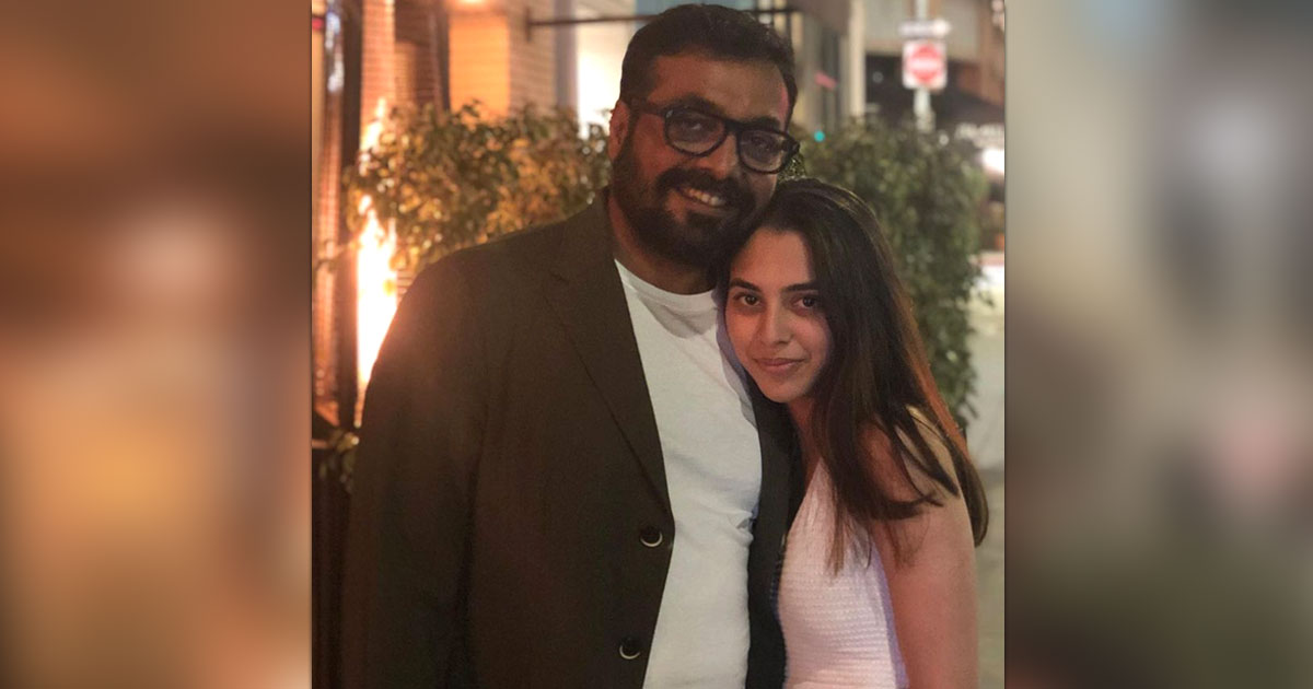 Anurag Kashyap's Daughter Aaliyah Reacts On Receiving Rape & Death Threats Over Her Lingerie Pictures