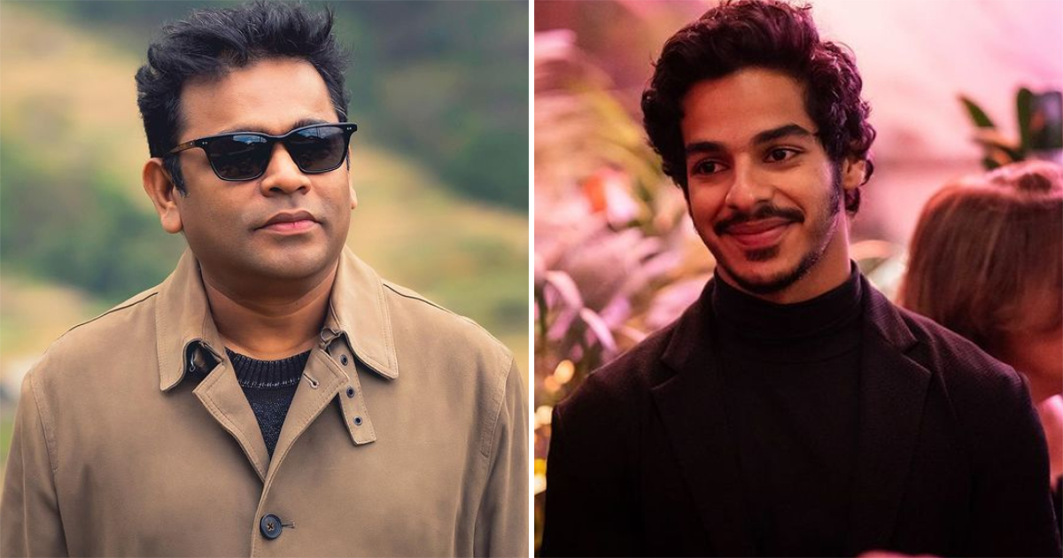 "AR Rahman On Composing Music For Ishaan Khatter Sarrer War Drama Pippa: ""I Am Looking Forward"""