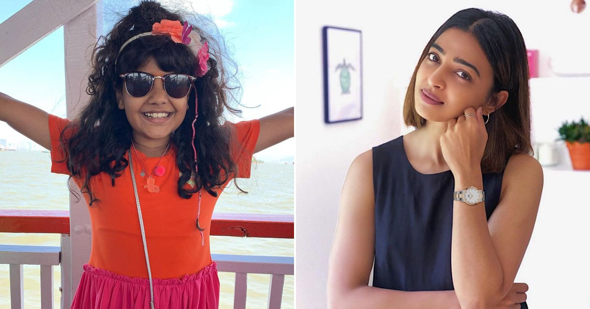 11-Year-Old Arha Mahajan Is Shining Like A Star! After Kajol, The Child Actor To Play Radhika Apte's Younger Version