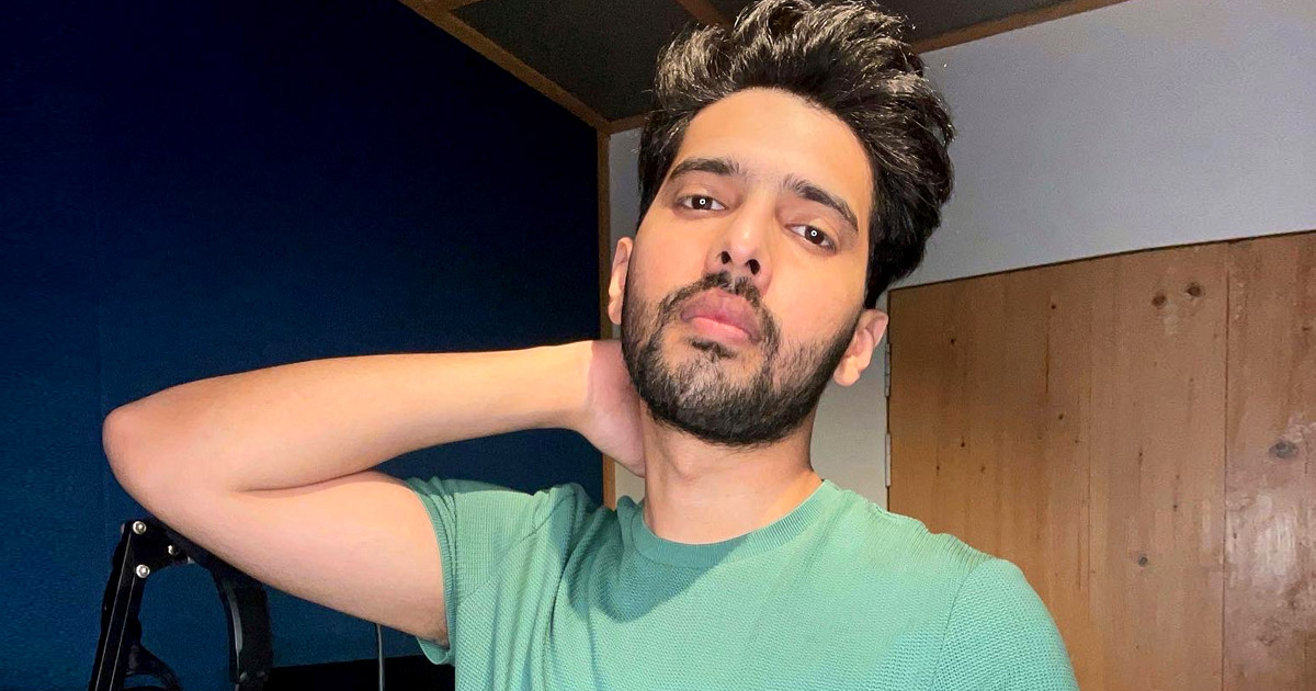 Armaan Malik Feels He Can Never Get Himself To Fake Anything