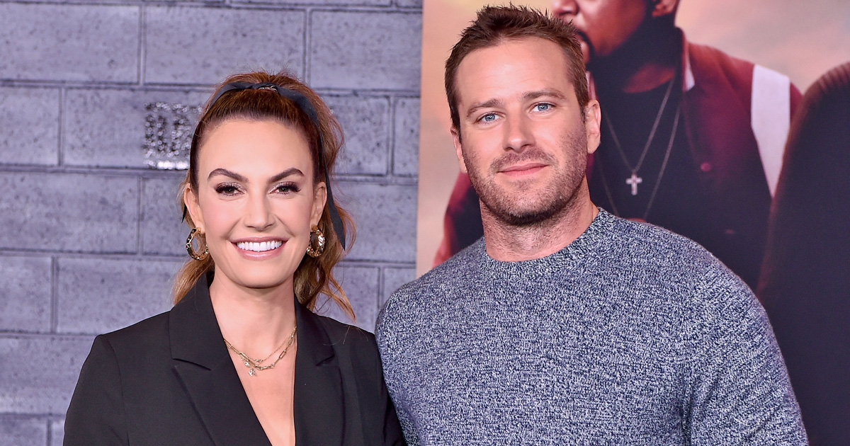 Armie Hammer's Ex-Wife Elizabeth Chambers Finally Opens Up On His S*xual Assault Row