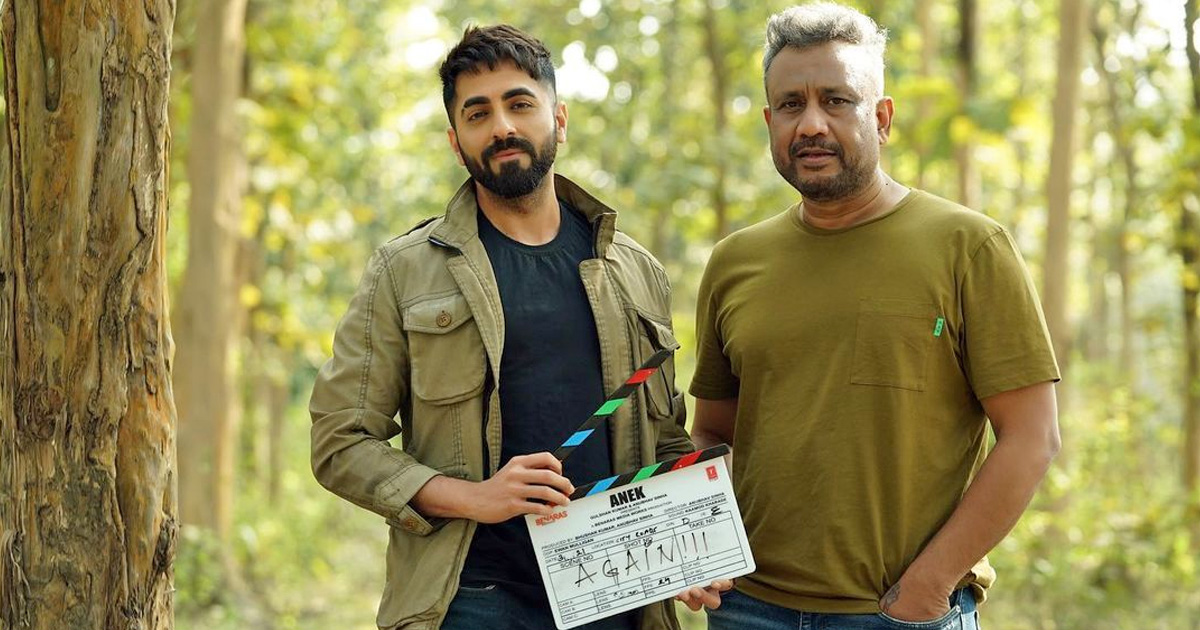 Ayushmann Khurrana & Anubhav Sinha Collaborate For Anek Post The Huge Success Of Article 15