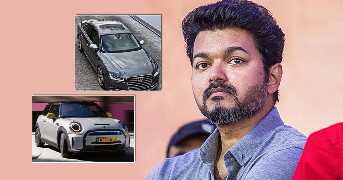 Thalapathy Vijay Is Class-Apart When It Comes To Cars - From Audi A8 To Mini Cooper S, Beasts Owned By Him!