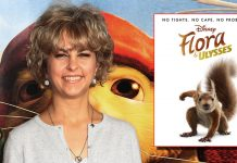 Author Kate DiCamillo: 'Flora & Ulysses' film better than my book