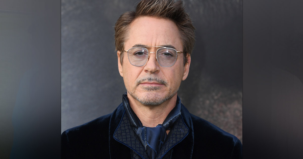 Avengers Star Robert Downey Jr Reflects On His Journey Playing Iron Man AKA Tony Stark