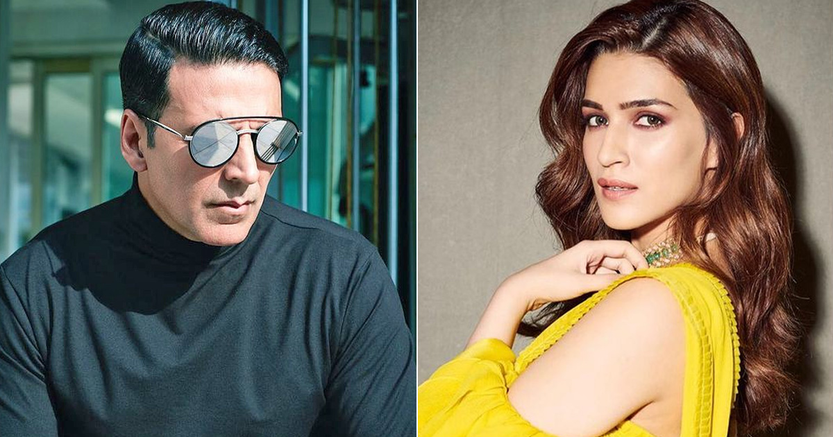 Bachchan Pandey: Kriti Sanon & Akshay Kumar Look Picture Perfect In The New Still