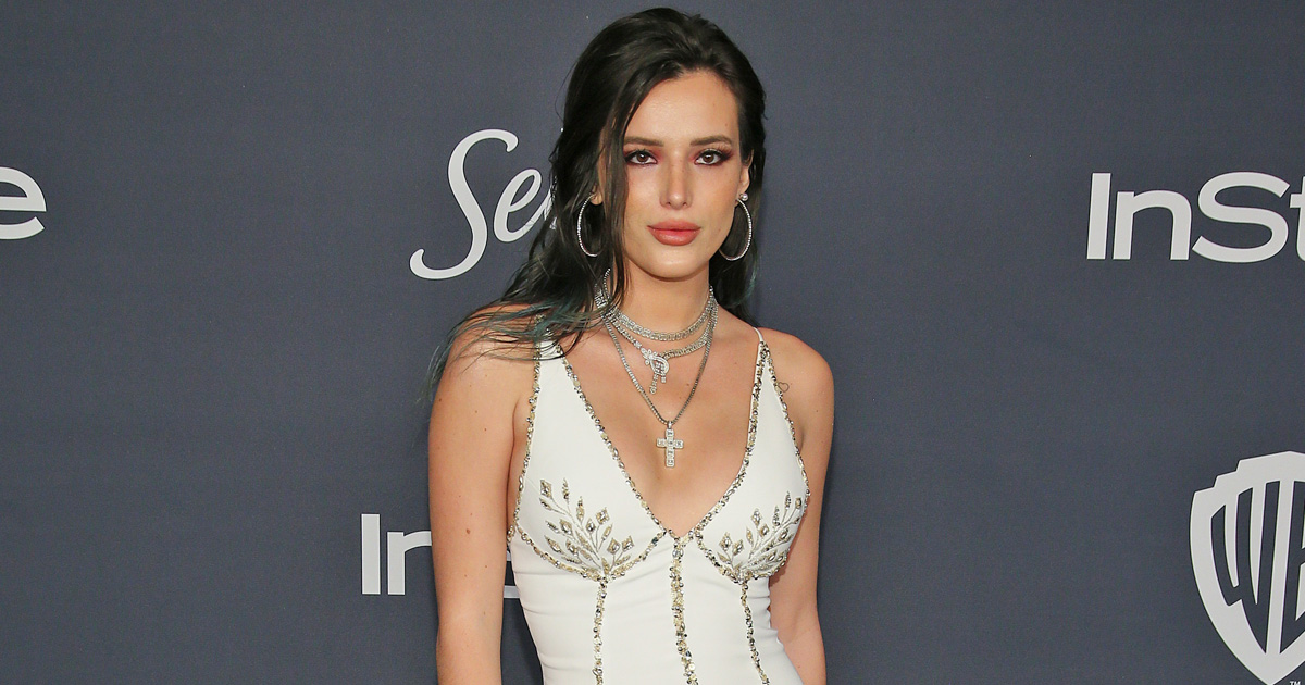 Bella Thorne: There are people that just want to get girls naked on camera