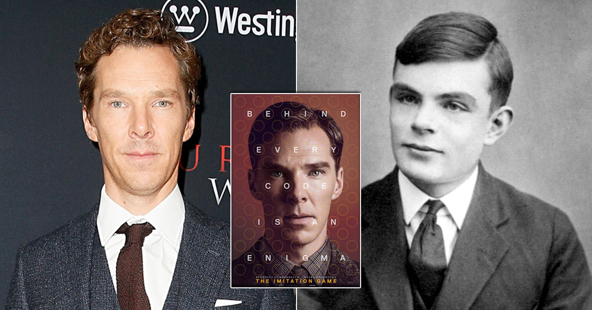 Benedict Cumberbatch & Alan Turing Are Connected In Real Life