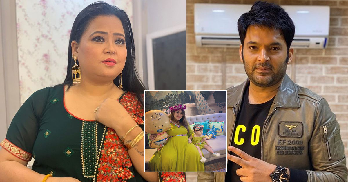 Bharti Singh Has An Expectation From Kapil Sharma's Baby Boy Already & It Will Make You Chuckle!