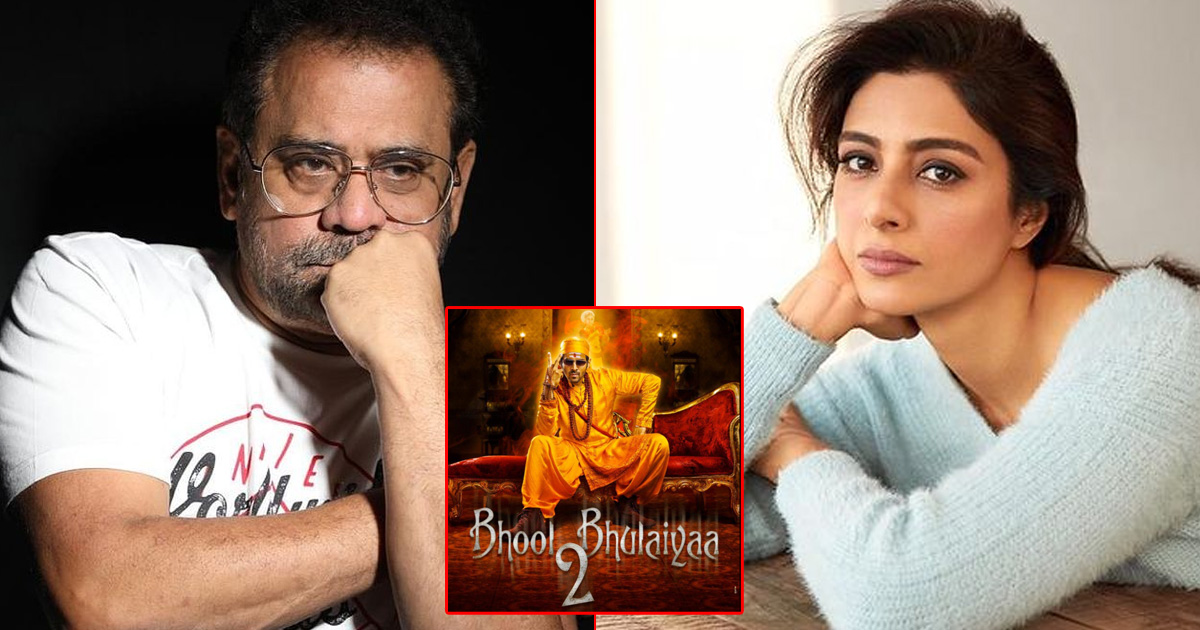 Bhool Bhulaiyaa 2: Anees Bazmee Opens Up On Whether Tabu Quitting The Project Or Not