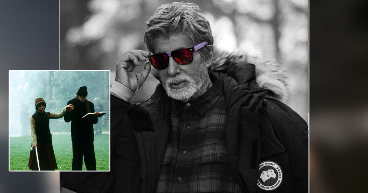 Big B on 16 years of 'Black': A movie way ahead of its time