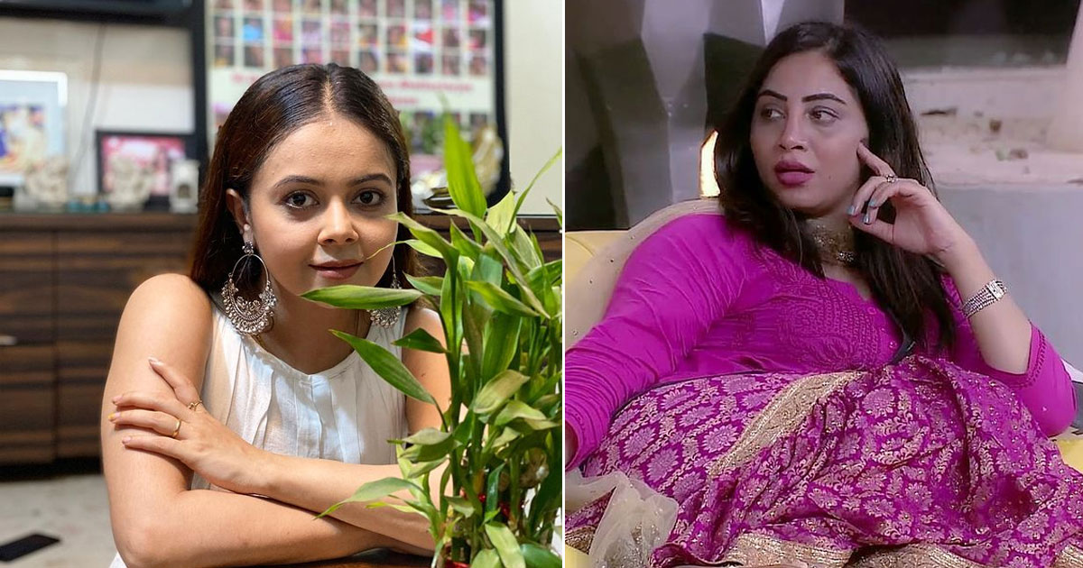 Bigg Boss 14: Devoleena Bhattacharjee Loses Calm & Goes Out Of Control In Rage Over Arshi Khan