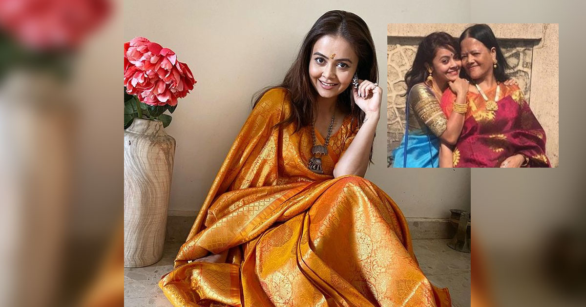 """Bigg Boss 14: Devoleena Bhattacharjee's Mother On Her Breaking Things In The House: """"I Just Hope She Stays Safe & Doesn't Harm Herself"""""""