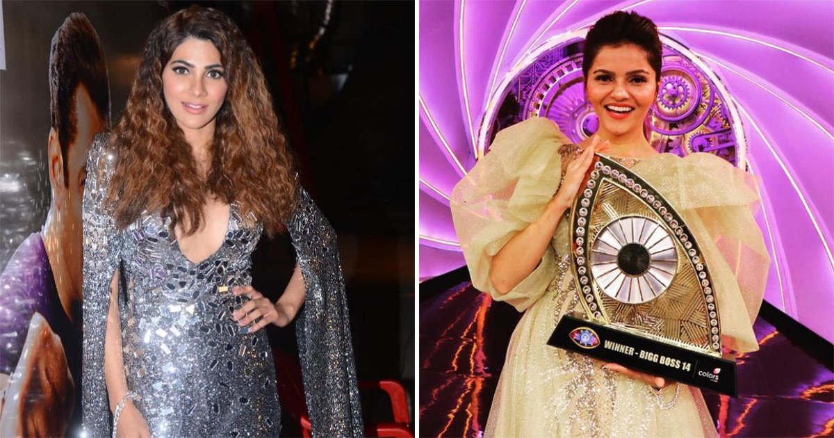 Nikki Tamboli Opens Up About Rubina Dilaik Making Her A Bigg Boss 14 Finalist While Stating She Is Surrounded By Work