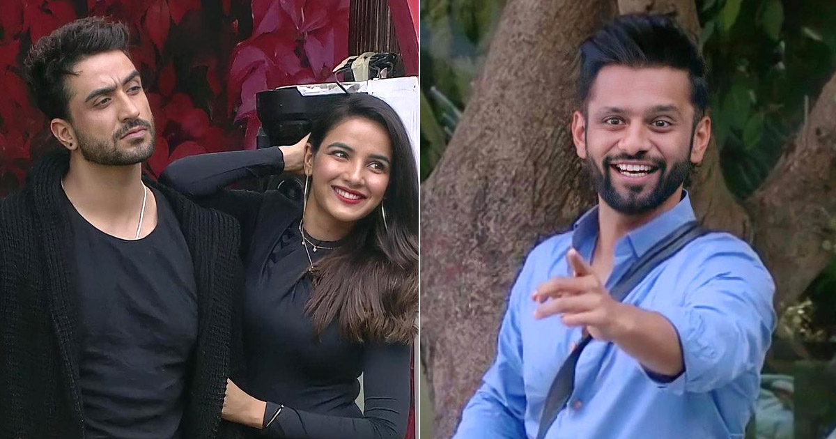 Bigg Boss 14: Rahul Vaidya recommends a creative way for Aly and Jasmin to explore their new relationship; read on to find out more!