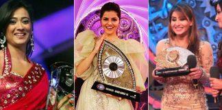 Bigg Boss History: From Rubina Dilaik, Shilpa Shinde To Shweta Tiwari - All The Women Winners Who Won The Trophy, Check Out