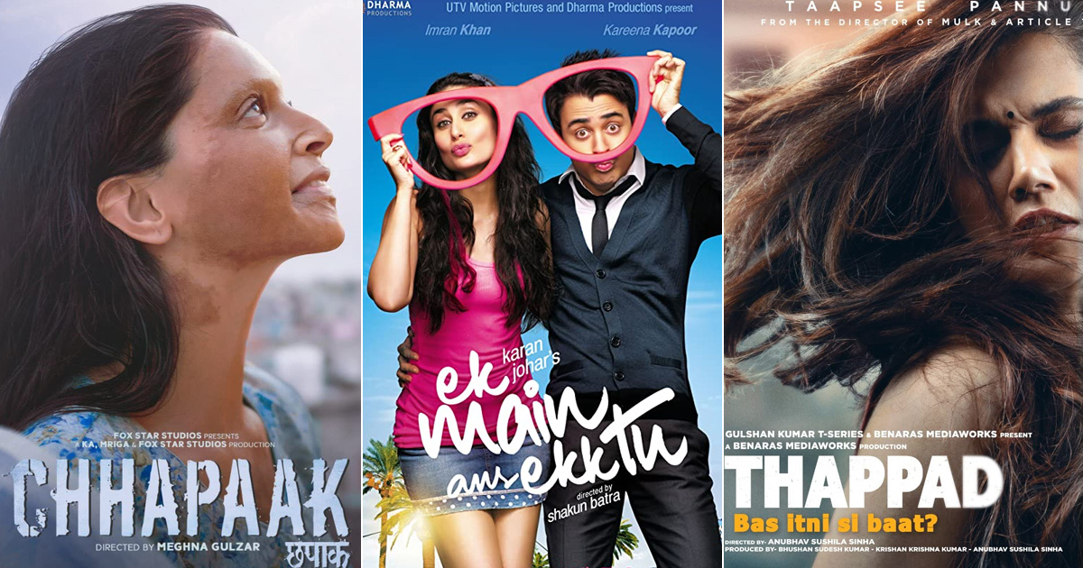 Bollywood Films That Deserve More Than Their IMDb Ratings