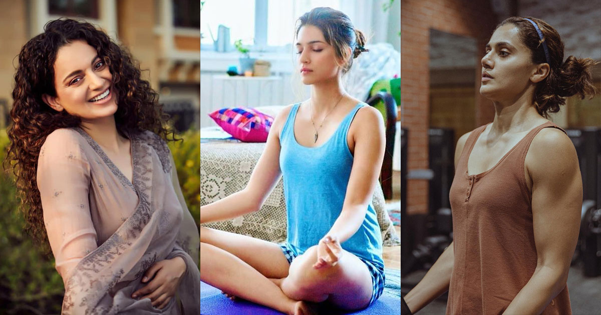 Bollywood ladies raise the bar on physical transformation for roles