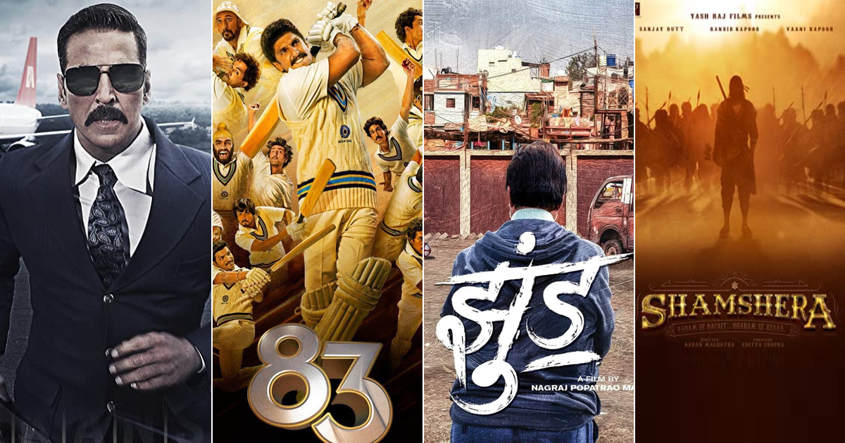 From Bell Bottom, 83 To Shamshera - Bollywood Is Ready, Are You?