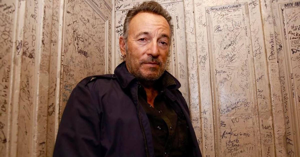 Bruce Springsteen Was Arrested For Reckless Driving On Nov 14, 2020