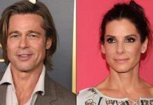 Bullet Train: Sandra Bullock Joins Brad Pitt's Bullet Train