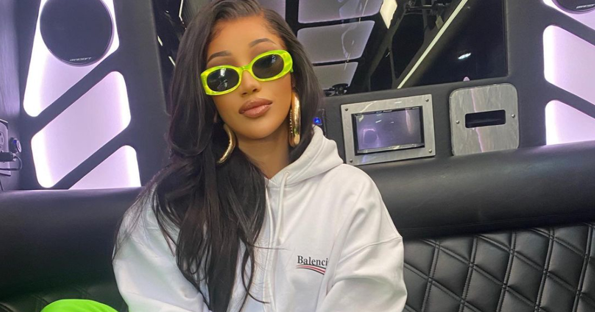 Cardi B Releases New Single 'Up'