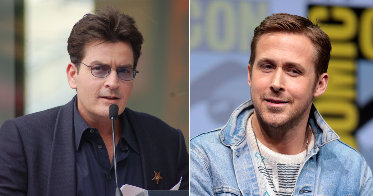 Charlie Sheen To Ryan Gosling: Take A Look At Hollywood Celebs Who Were Fired From Major Productions
