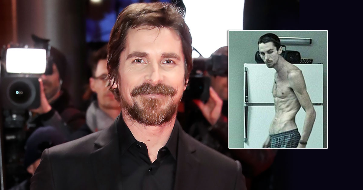 Christian Bale Transformation For The Machinist