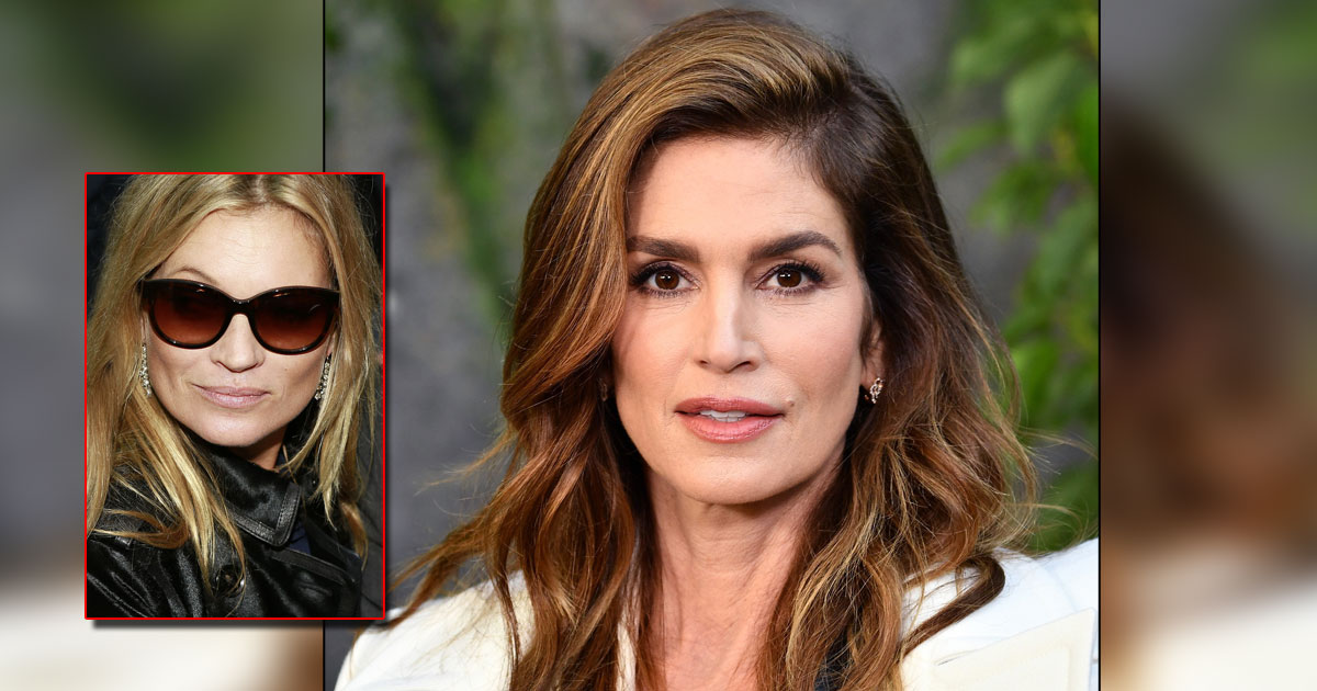 Cindy Crawford Revealed Kate Moss Annoyed Her For Eating Burgers With Fries & Smoking A Cigarette, Read On