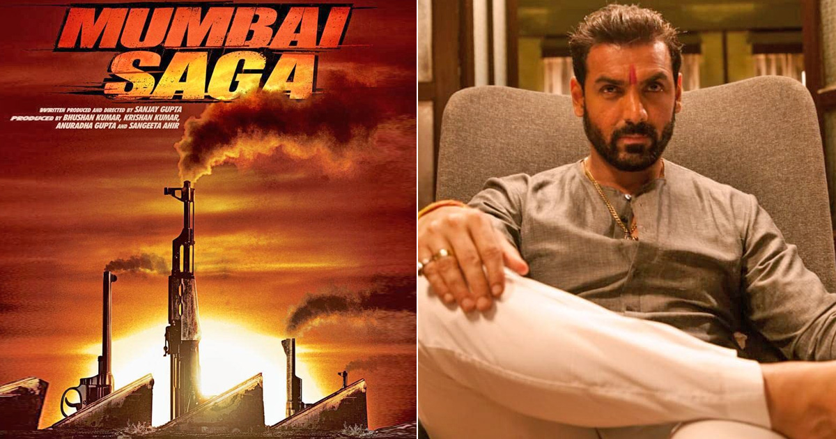 Confirmed - Mumbai Saga to release in theatres first, official announcement soon