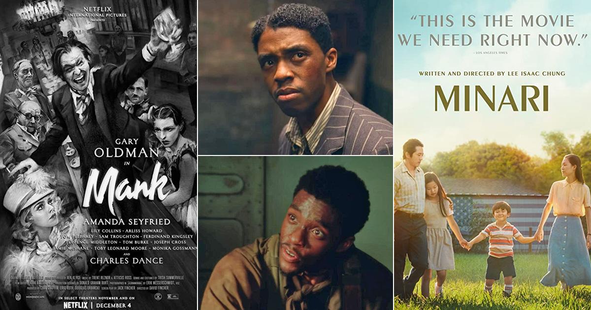 Critics Choice Award 2021 Nominations: Mank Receives 12 Nods While & Minari Gets 10; Chadwick Boseman Gets Nominated For Da 5 Bloods & Ma Rainey's Black Bottom