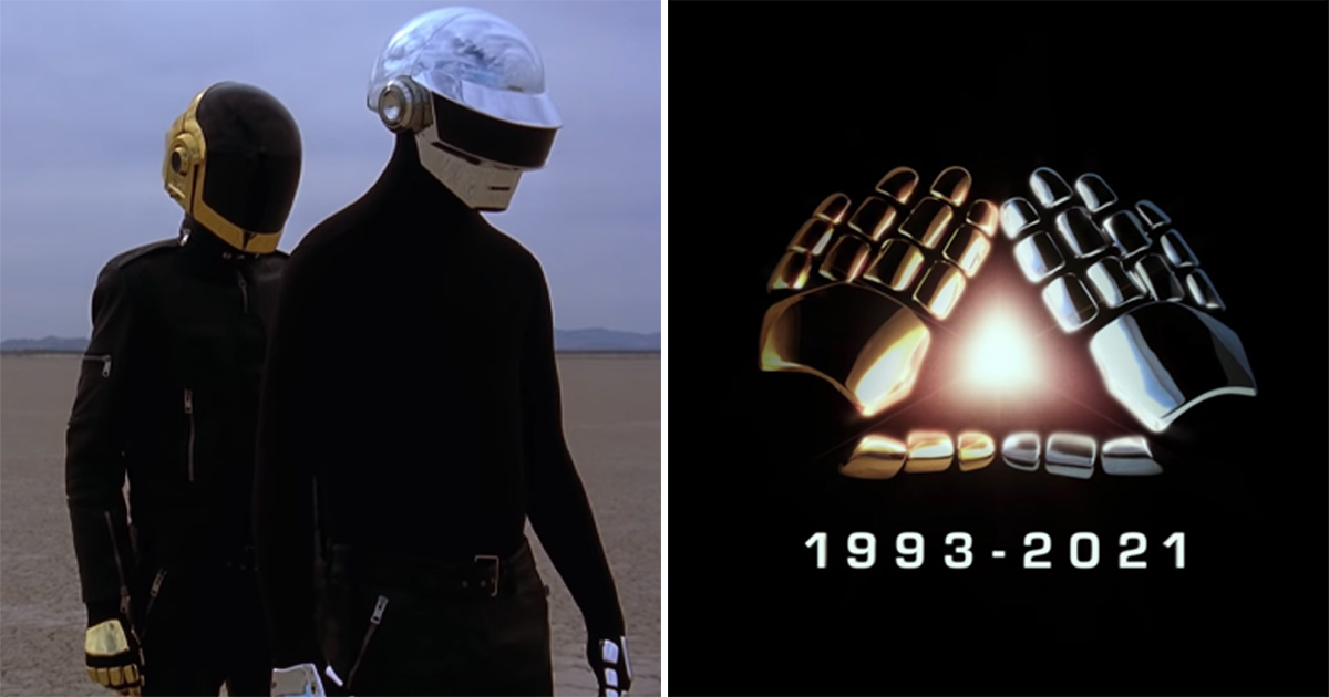 Daft Punk Call It A Day! Heartbreaking Fans Mourn On Twitter