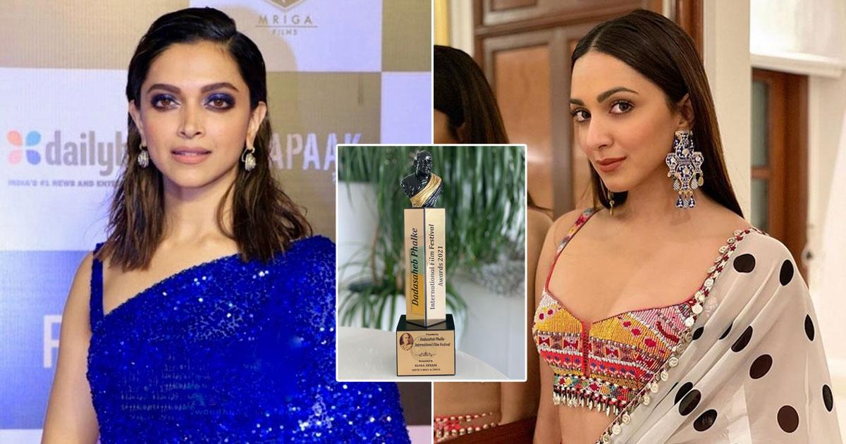 Deepika Padukone & Kiara Advani Win Big At Dadasaheb Phalke Awards 2021, Deets Inside