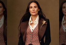 Demi Moore Reacts Breaks Silence On Her Paris Fashion Week's Appearance, Dodges The 'Plastic Surgery' Rumours' News!