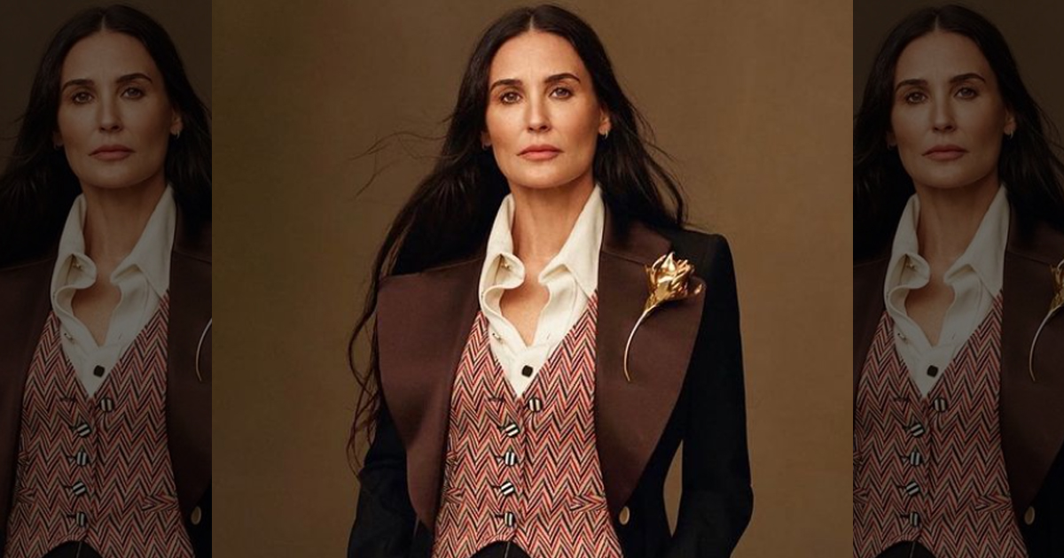Demi Moore's Unrecognizable Appearance at Paris Fashion Week Due to Injectable Fillers