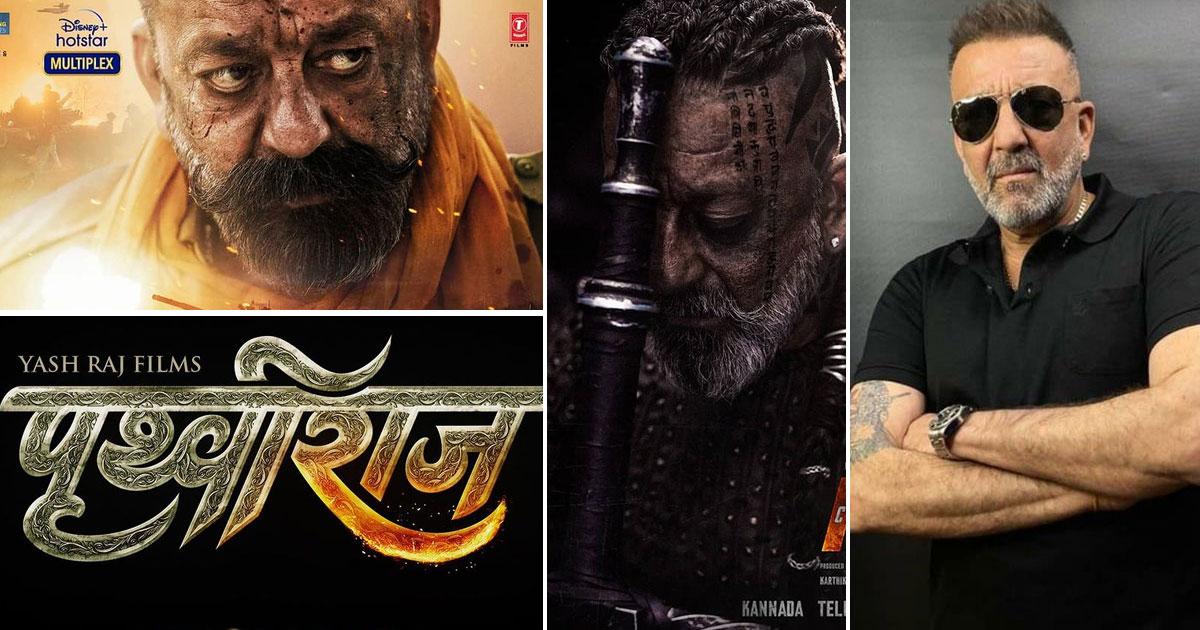 KGF Chapter 2 to Prithviraj, Sanjay Dutt Shoots For 3 Films Back To Back – Deets Inside!