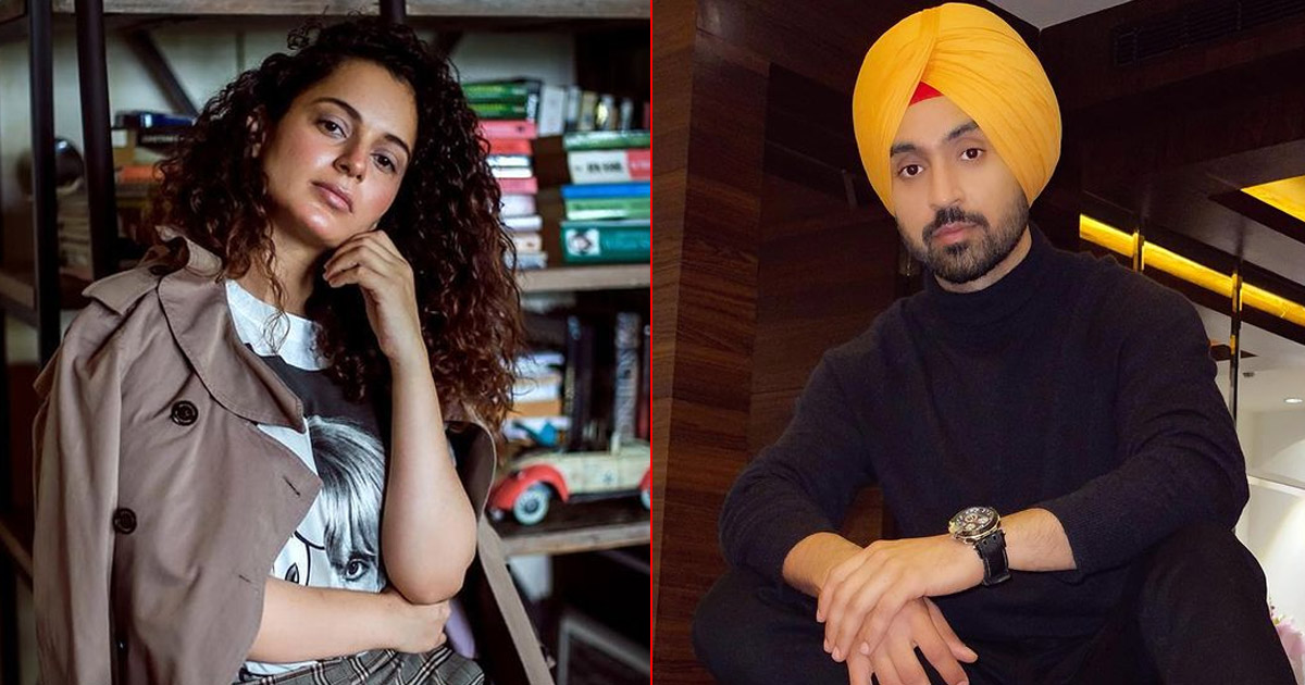 Diljit Dosanjh vs Kangana Ranaut's New Season Starts On Twitter, Exchange Words Like 'Khalisatini' & 'Wolf'