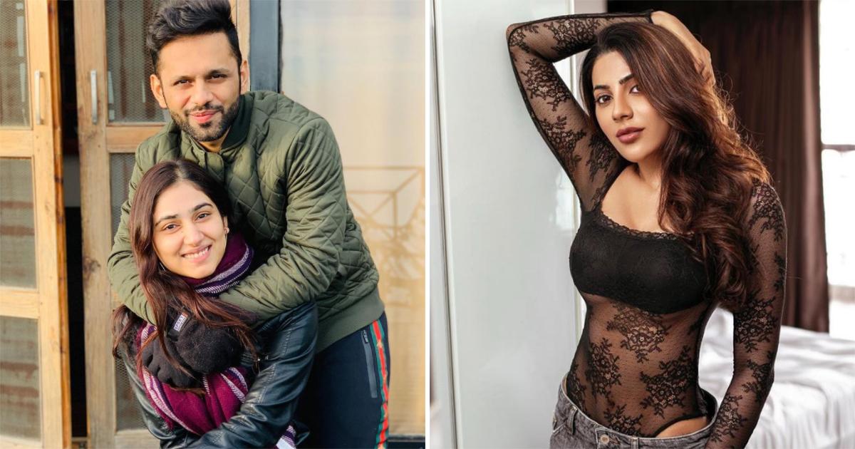 "Disha Parmar praises Nikki Tamboli says, ""I think Nikki in general is pretty hot (Photo Credit: Instagram/Disha Parmar & Nikki Tamboli)"