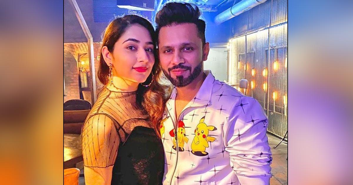 Disha Parmar & Rahul Vaidya's Video Dancing On 'Dil Chori' Goes Viral