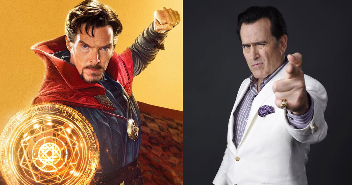 Doctor Strange 2 Just Gets More Exciting