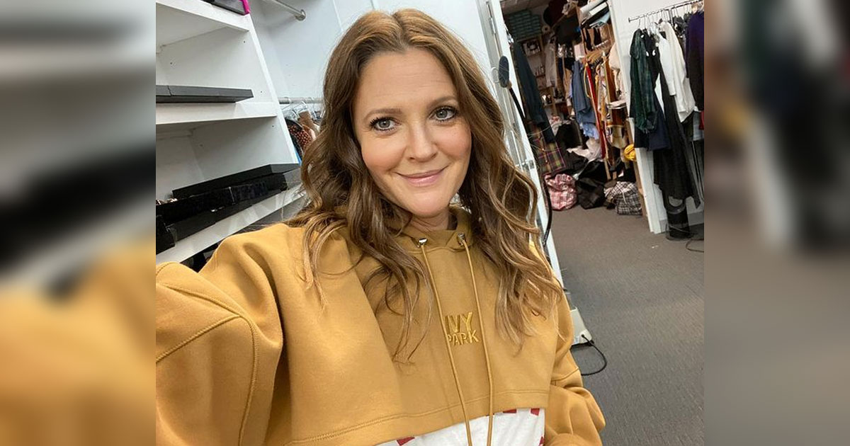 Drew Barrymore Reveals That She Has Had S*x In The Car & Much More