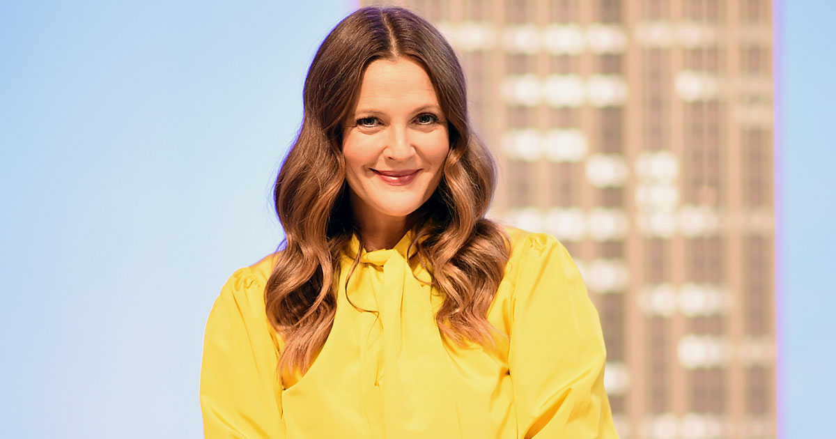 Drew Barrymore was 'out of control' as a teenager