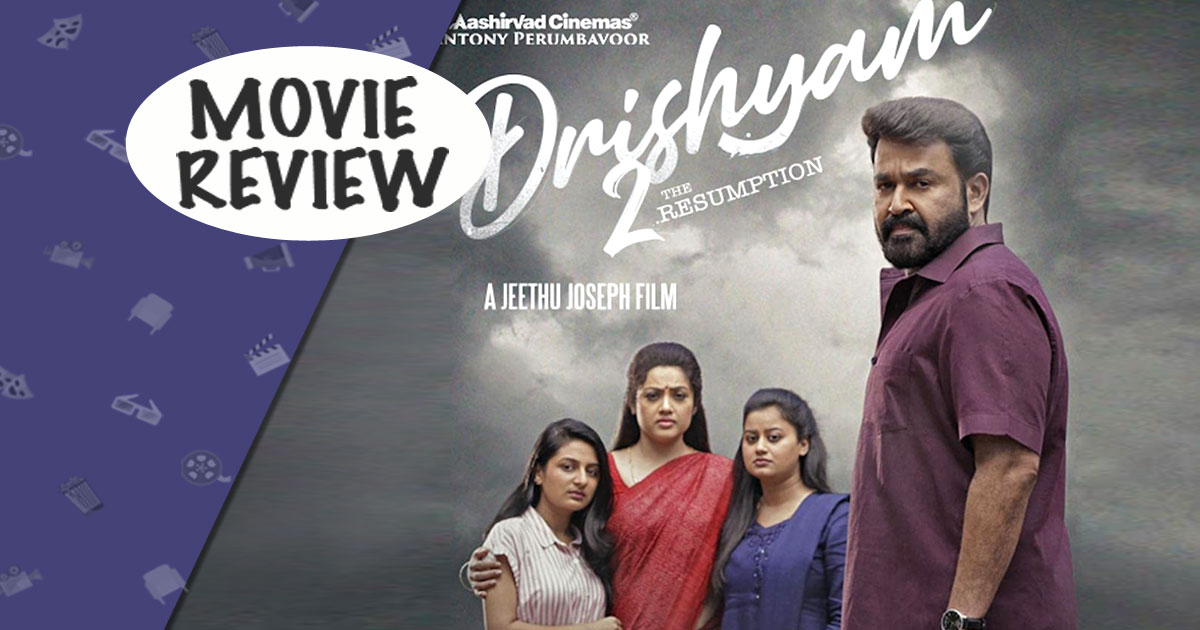 Drishyam 2 Movie Review: Mohanlal's Guide To Spoil The Recall Value Of A Perfect Thriller With Its Sequel