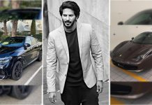 Dulquer Salmaan's Car Collection Screams Speed, High-Tech, Style & Money! From BMW X6 M To Ferrari 458 Spider, Beasts Owned By Him!